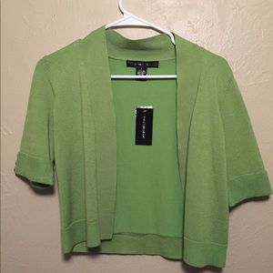 🌵89th and Madison Women's Cardigan Green Small